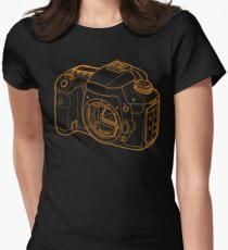 Photographer's best friend Women's Fitted T-Shirt