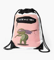 Cutie Patootie Drawstring Bag