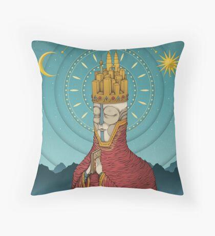 The Incongruent Throw Pillow