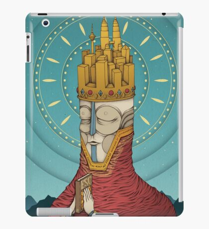 The Incongruent iPad Case/Skin