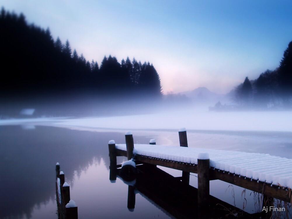 Winter Blues. by Aj Finan