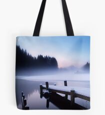 Winter Blues. Tote Bag