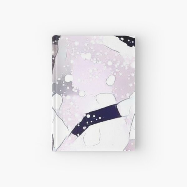 The Ice Prince Hardcover Journal
