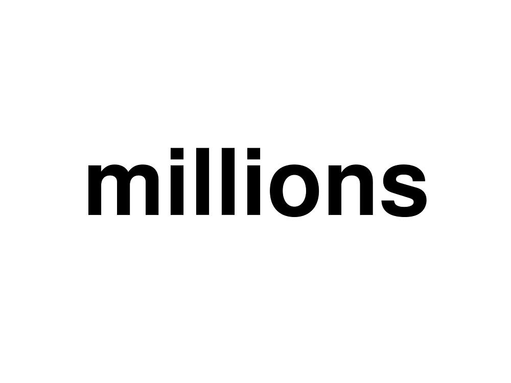 millions by ninov94