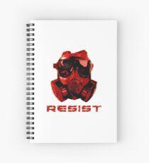Hong Kong — Resist! Spiral Notebook