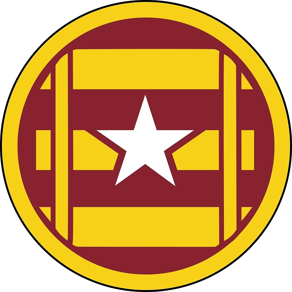 3rd Transportation Command (formerly 3rd Transportation Brigade) - US Army by wordwidesymbols