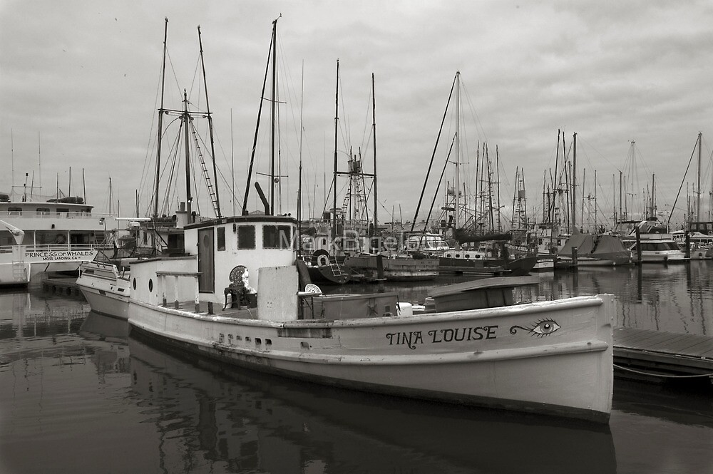 Tina Louise at Moss Landing Ca. by MarkBigelow