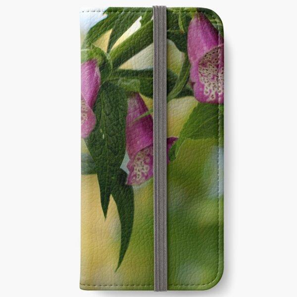 Foxglove iPhone Wallet