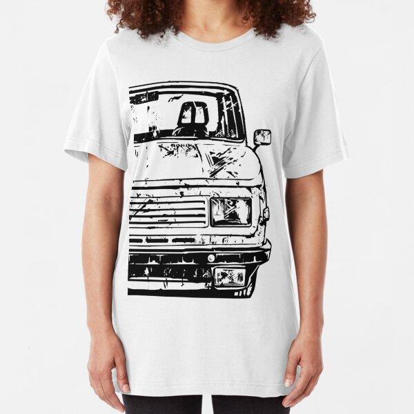 Trabant Die Legende T-Shirt ROT S51 DDR Trabant OSTKULT Weltkulturerbe P50