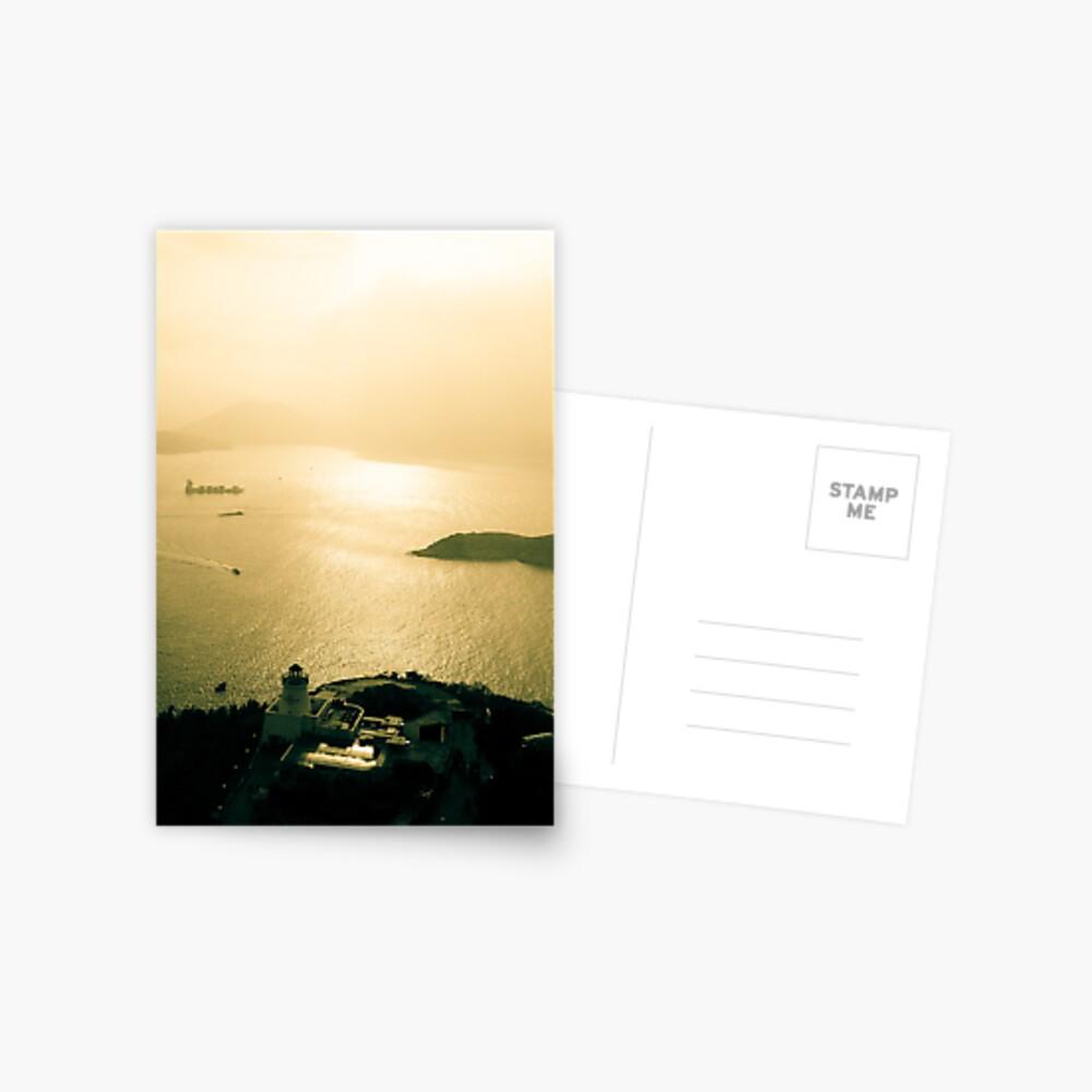 South China Sea Postcard