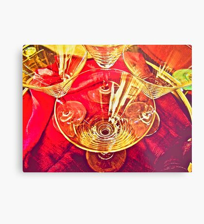 Lost in translation: On Featured: The-artistic-libation Group Metal Print