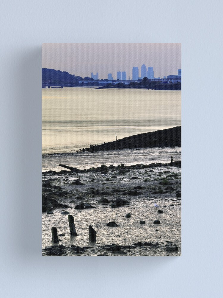 Alternate view of Low Tide Canvas Print