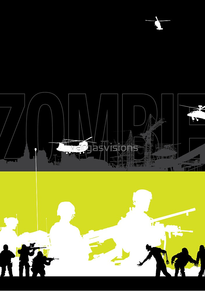 Zombie Hunt by vargasvisions