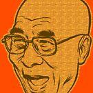 Dalai Lama Disobey by LibertyManiacs