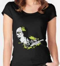Zombie Prize Women's Fitted Scoop T-Shirt