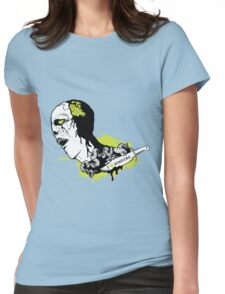 Zombie Prize Womens Fitted T-Shirt