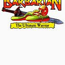 Barbarian The Ultimate Warrior by simonbreeze