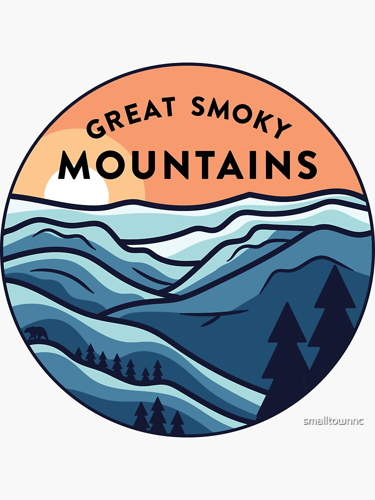 Great Smoky Mountains by smalltownnc