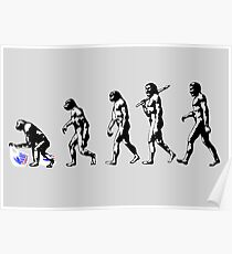Devolution of Man Poster