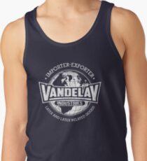 Vandelay Industries (white) Tank Top