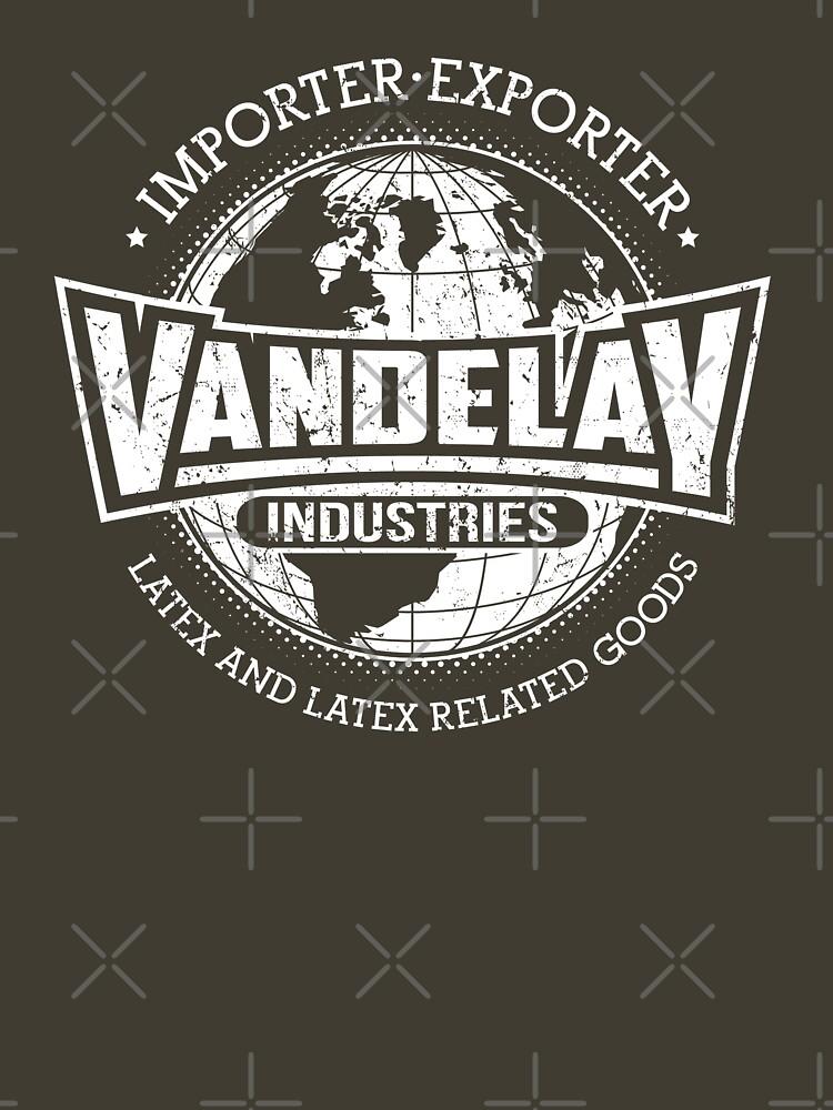 Vandelay Industries (white) | Unisex T-Shirt