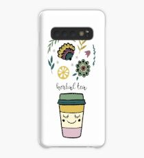 Herbal tea Case/Skin for Samsung Galaxy