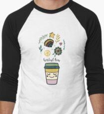 Herbal tea Baseball ¾ Sleeve T-Shirt