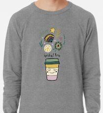 Herbal tea Lightweight Sweatshirt