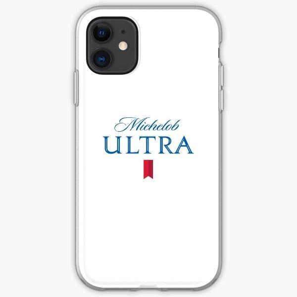 Logo Michelob Ultra Coque souple iPhone