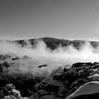 Sun, Fog and Snow by Superflypapi