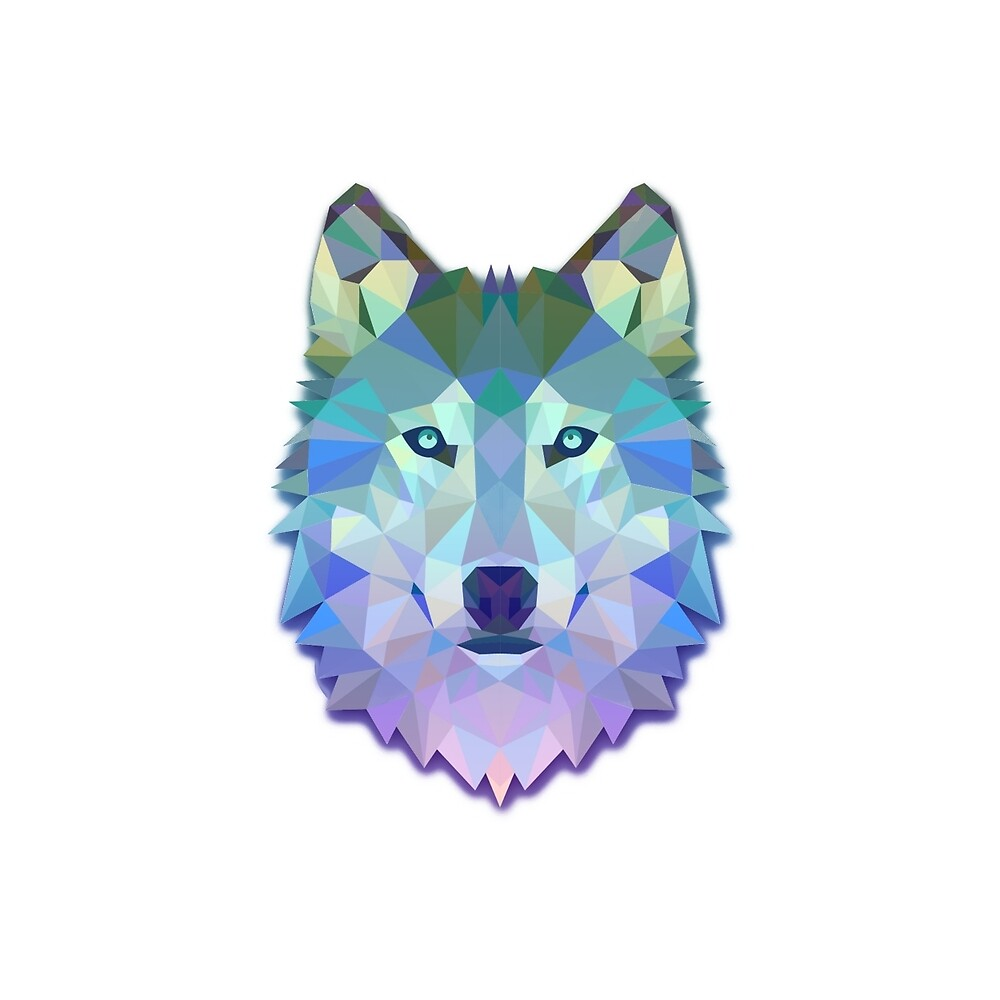 Triangunal Wolf by Aikeno