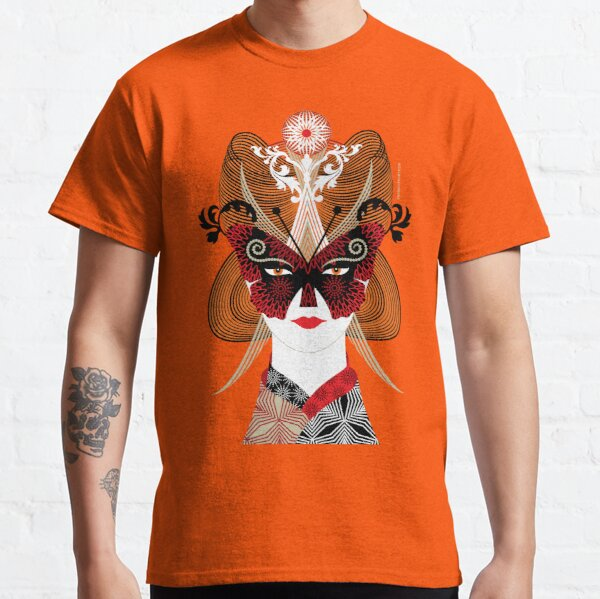 Madame Batterfly Japan 3 Colletion by Balbusso twins Classic T-Shirt