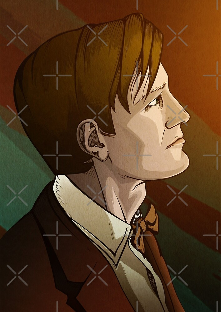 The Eleventh Doctor by Pirkaf