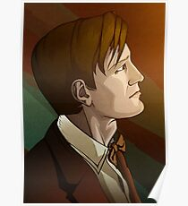 The Eleventh Doctor Poster