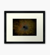 Inception And Quietus Framed Print