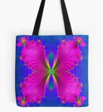FE Butterfly Tote Bag