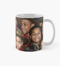 Troop 446 Boy Scouts meeting in Chicago, 1942 Classic Mug
