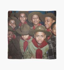 Troop 446 Boy Scouts meeting in Chicago, 1942 Scarf