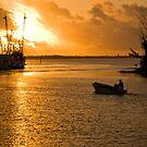 Early Start, Spanish Wells, Eleuthera, Bahamas by Shane Pinder