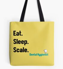 Funny Dental Hygienist Quotes Tote Bag