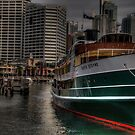 SS South Steyne - Darling Harbour, Sydney Australia - The HDR Experience by Philip Johnson