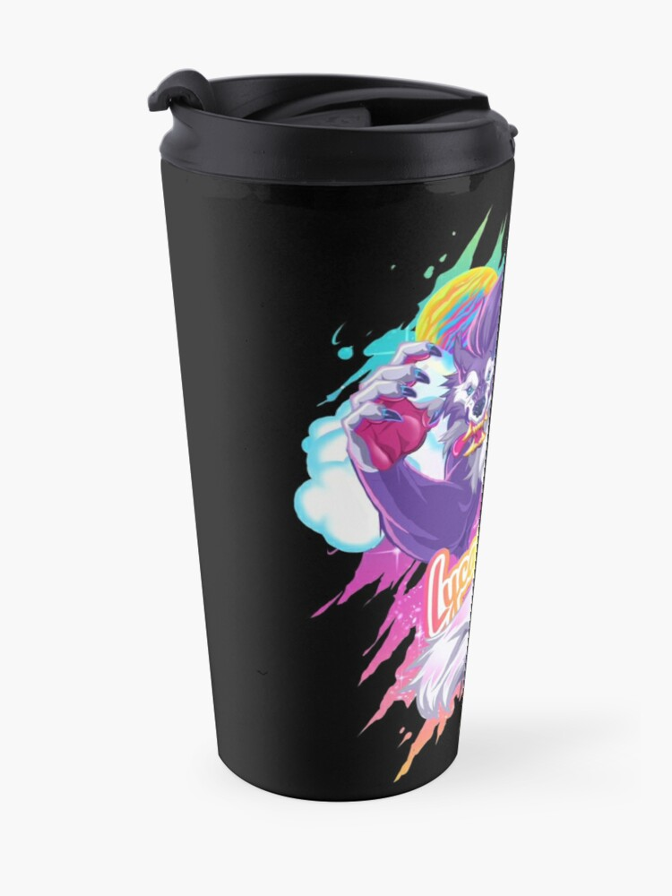 Alternate view of Lycanthrope Travel Mug
