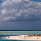 Beach, Spanish Wells, Eleuthera, Bahamas by Shane Pinder