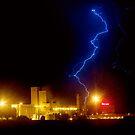 Budweiser Lightning Strike by Bo Insogna