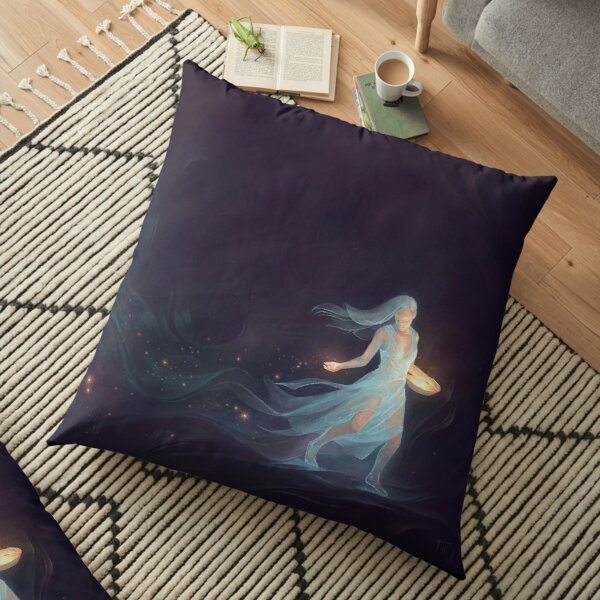 Star Sower Floor Pillow