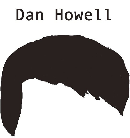 dan howell hair thingy :3 by theathefangirl