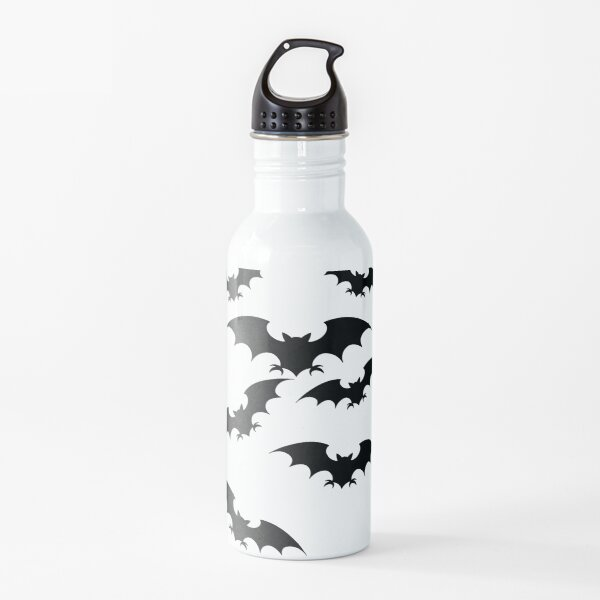 Scary Bats | Horror Design Water Bottle