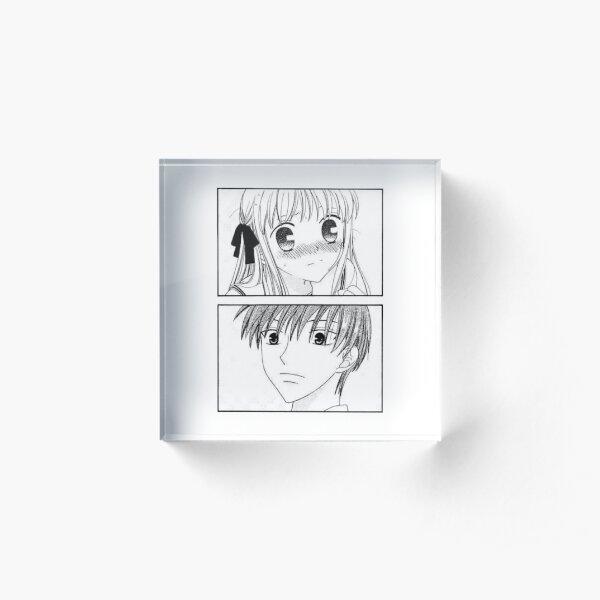 Kyo x Tohru Acrylic Block