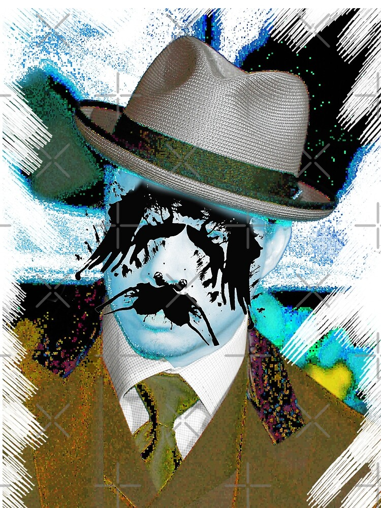 Rorschach by painterfrank