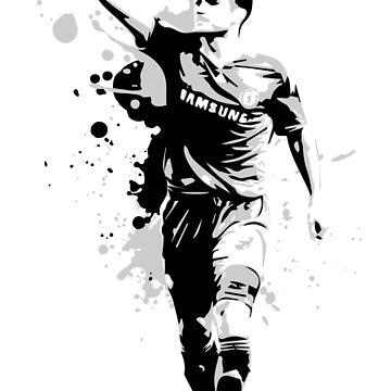 Frank Lampard - Chelsea by sorenschroder